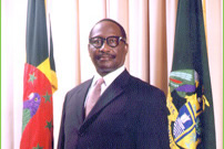 His Excellency Dr. Nicholas J. O. Liverpool, DAH