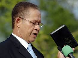 The Most Hon. Bruce Golding